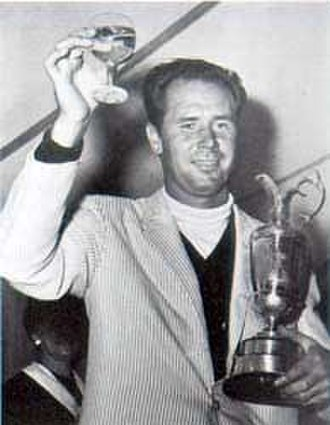 1964 Open Championship - Tony Lema and the Claret Jug