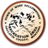Official seal of West Yellowstone