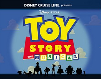 Toy Story: The Musical - Logo