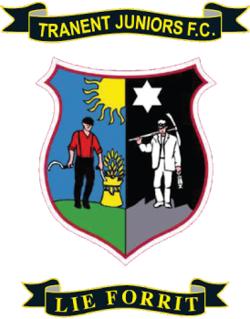 Tranent Juniors F.C. Association football club in Scotland