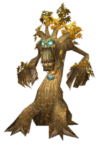 Ent - A treant from World of Warcraft