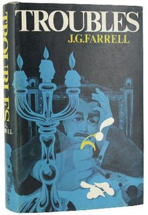 Troubles (novel) - First edition