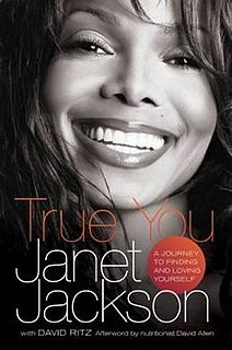 <i>True You</i> Book by Janet Jackson
