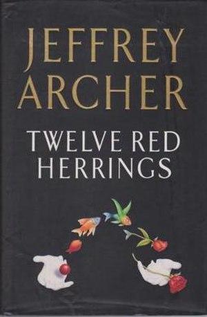 Twelve Red Herrings - First edition (UK)
