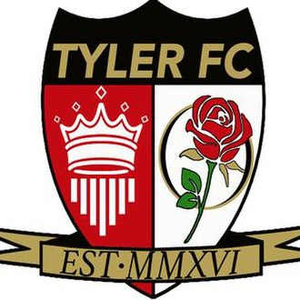Tyler FC - Image: Tylerfclogo
