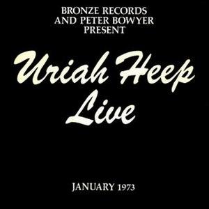 Uriah Heep Live - Image: Uriah Heep Live