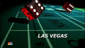 Las Vegas (TV series) - Image: Vegas Title Card