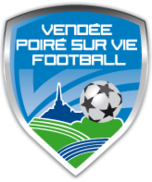 Vendée Poiré-sur-Vie Football - Image: Vendée Poiré sur Vie Football logo