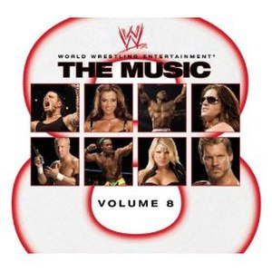WWE The Music, Vol. 8 - Image: WWE The Music 8