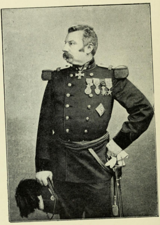 Émile Wangermée - Wangermée in uniform