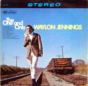 The One and Only (Waylon Jennings album)