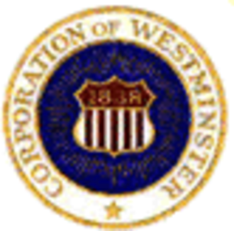 Westminster, Maryland - Image: Westminster md seal