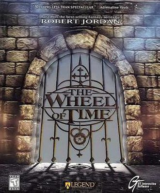 The Wheel of Time (video game) - Image: Wheeloftimegame