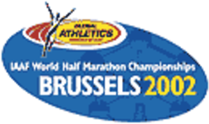 2002 IAAF World Half Marathon Championships - Image: Whmc logo 2002