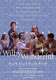 <i>Wilby Wonderful</i> 2004 film by Daniel MacIvor
