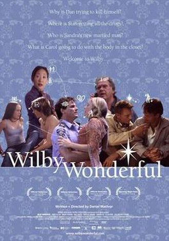 Wilby Wonderful - Theatrical release poster