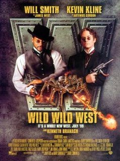 1999 American western comedy film directed by Barry Sonnenfeld