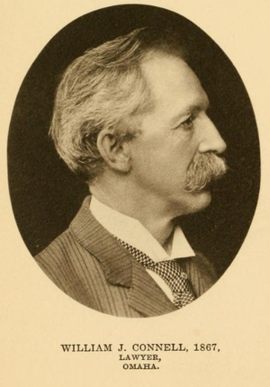 William James Connell - William J. Connell