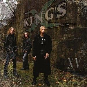 XV (album) - Image: Xvcover