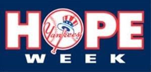 Yankees HOPE week