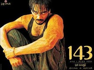 143 (film) - Movie Poster