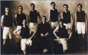 1905–06 Illinois Fighting Illini men's basketball team - Image: 1905 06 Fighting Illini men's basketball team