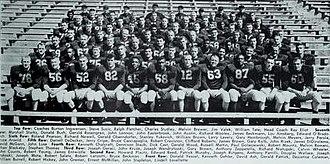 1959 Illinois Fighting Illini football team - Image: 1959 Illinois Fighting Illini football team