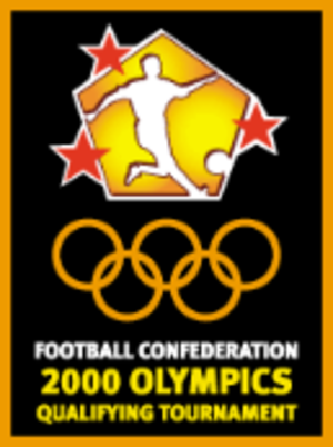 2000 CONCACAF Men's Pre-Olympic Tournament - Image: 2000 CONCACAF Men's Pre Olympic Tournament