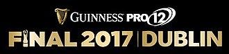 2017 Pro12 Grand Final - Image: 2017 Final PRO12