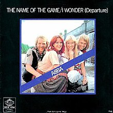 ABBA — The Name of the Game (studio acapella)