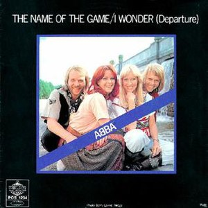 The Name of the Game (ABBA song) - Image: ABBA The Name of the Game