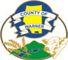 Official logo of County of Warner No. 5