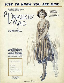 <i>A Dangerous Maid</i> musical