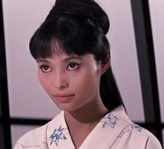 Aki (James Bond) - Image: Akiko wakabayashi