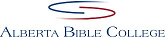Alberta Bible College - Image: Alberta Bible College Logo