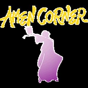 Amen Corner (musical) - Image: Amen Corner Musical Logo