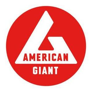 American Giant - Image: American Giant logo