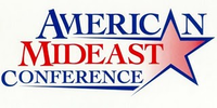 American Mideast Conference logo