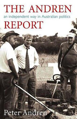 Peter Andren - The Andren Report, by Peter Andren