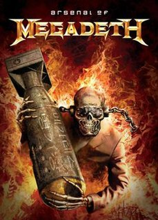 <i>Arsenal of Megadeth</i> 2006 video by Megadeth