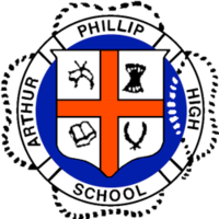 Arthur Phillip High School logo.png