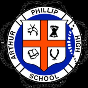 Arthur Phillip High School - Image: Arthur Phillip High School logo