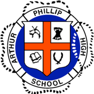 Arthur Phillip High School - Image: Arthur Phillip High School logo