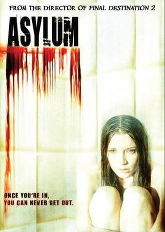 Asylum (2008 film) - Theatrical poster