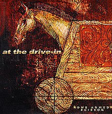 At the Drive-In - One Armed Scissor cover.jpg