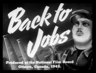 <i>Back to Jobs</i> 1945 film