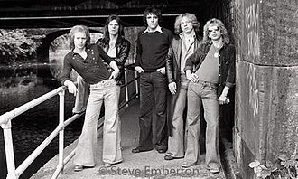 Bandit (band) - Image: Bandit 1976