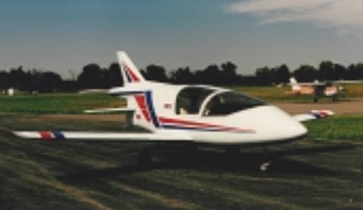 Bede BD-12 - The BD-12 prototype