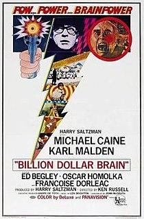 <i>Billion Dollar Brain</i>