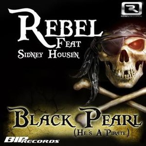 He's a Pirate - Image: Black Pearl Hes a Pirate by Rebel